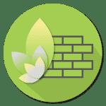 סמל קיר ירוק