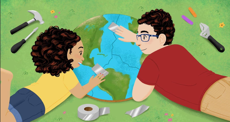 ילדים - פעילויות בתחום הקיימות