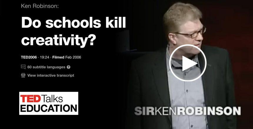 סר קן רובינסון - Ted Talks